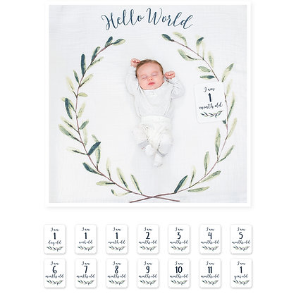Baby's 1st Year Hello World