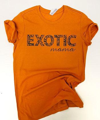 Exotic Mama Tee