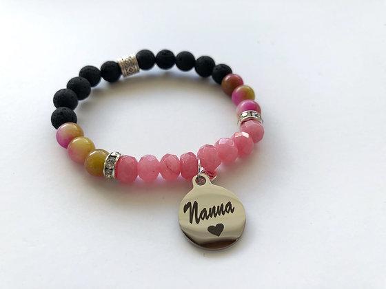 Nana and Grandma Charm Bracelets