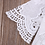 Thumbnail: Angela Lace Ruffle Sleeve Romper