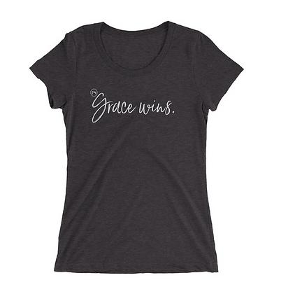 Grace Wins T-shirt