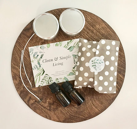Duo Candle Making Kit