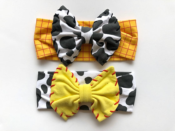 Toy Story Inspired Headwraps