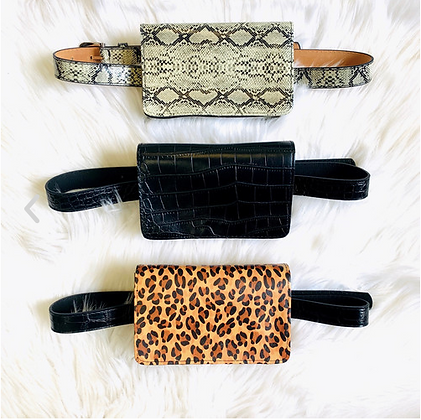 Fanny Pack/Waist Bag by Pretty Simple