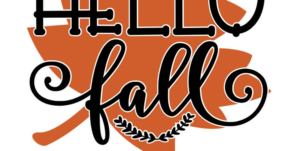 Hello Fall Private Shopping Event