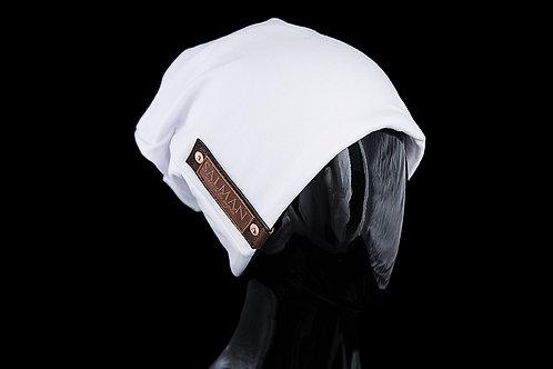 White Alfonso SALMAN™, Brown Leather