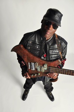 Kern Brantley | Lady Gaga's Bass