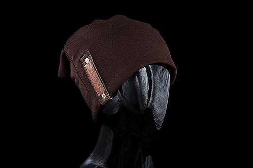 Brown Alfonso SALMAN™, Brown Leather