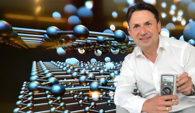 Holger Thorsten Schubart, Neutrino Energy Group, Neutrinovoltaic, графен, наноматериалы, электрогенерация, Альтернативная энергетика