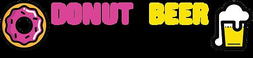 Donut and Beer Fest Logo no tagline- art