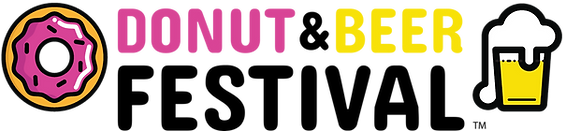 Donut and Beer Fest Logo no tagline- art