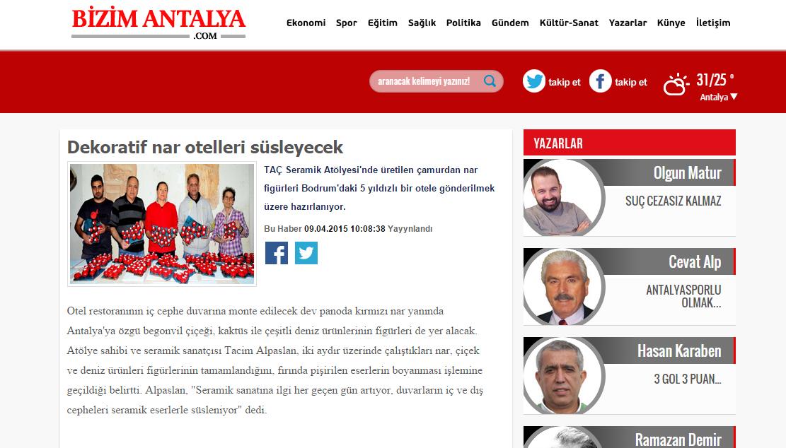 Bizim Antalya