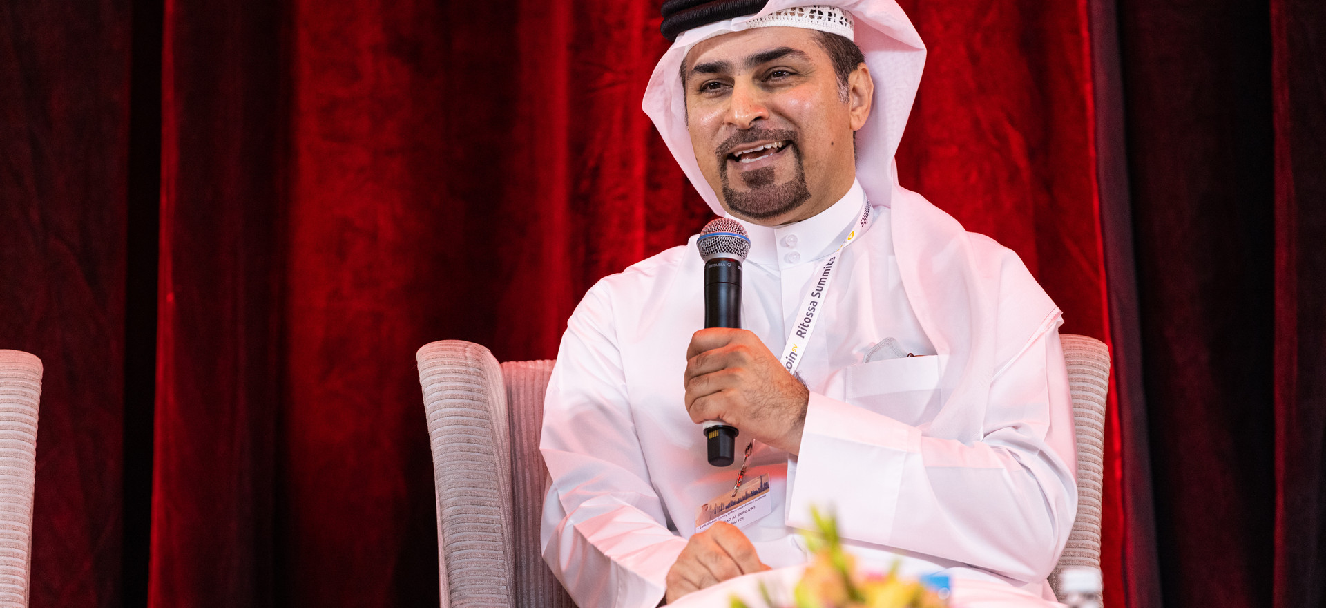 H.E. Fahad Al Gergawi, CEO, Dubai Investment Development Agency (Dubai FDI), UAE