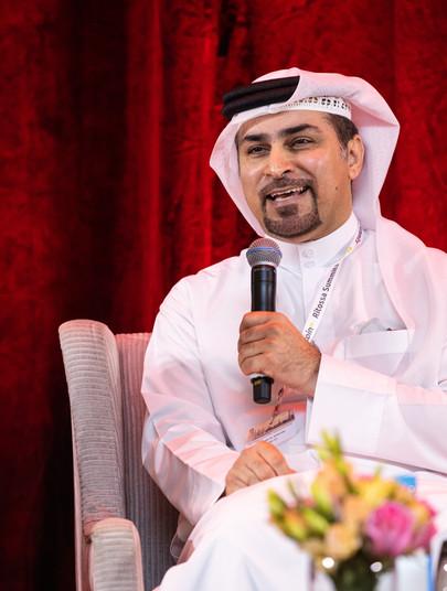 H.E. Fahad Al Gergawi, CEO, Dubai Investment Development Agency (Dubai FDI), UAE
