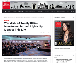 Media Gallery The Globe-Trotting PR