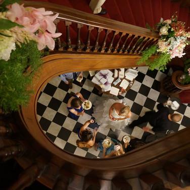 annesdale mansion stairwell & bride.jpg
