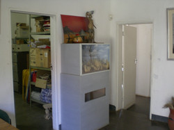 Storeroom Before