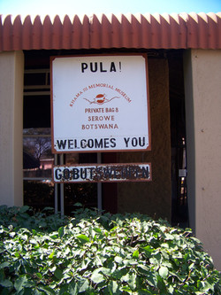 Welcome Sign 2