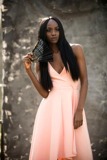 Photo: Darrel Ellis Model: Ashley Monique Stylist: Kiauna Wilkes Photographer Assistants: Mike Oden, Jacquel Haynes & Miccael Ragland