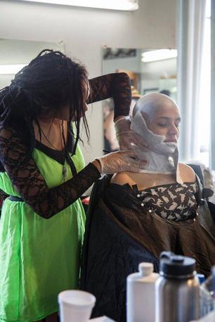 Photo: Cinema Makeup School