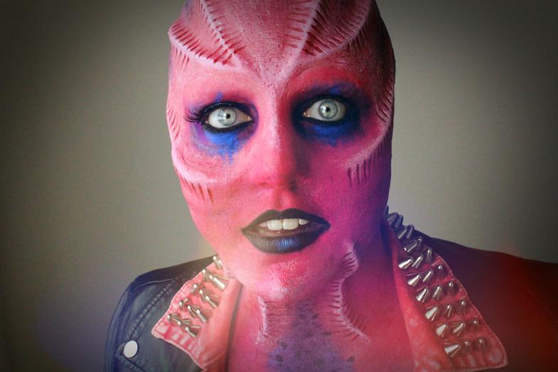 Makeup, Costuming & Photo: Miranda Collins