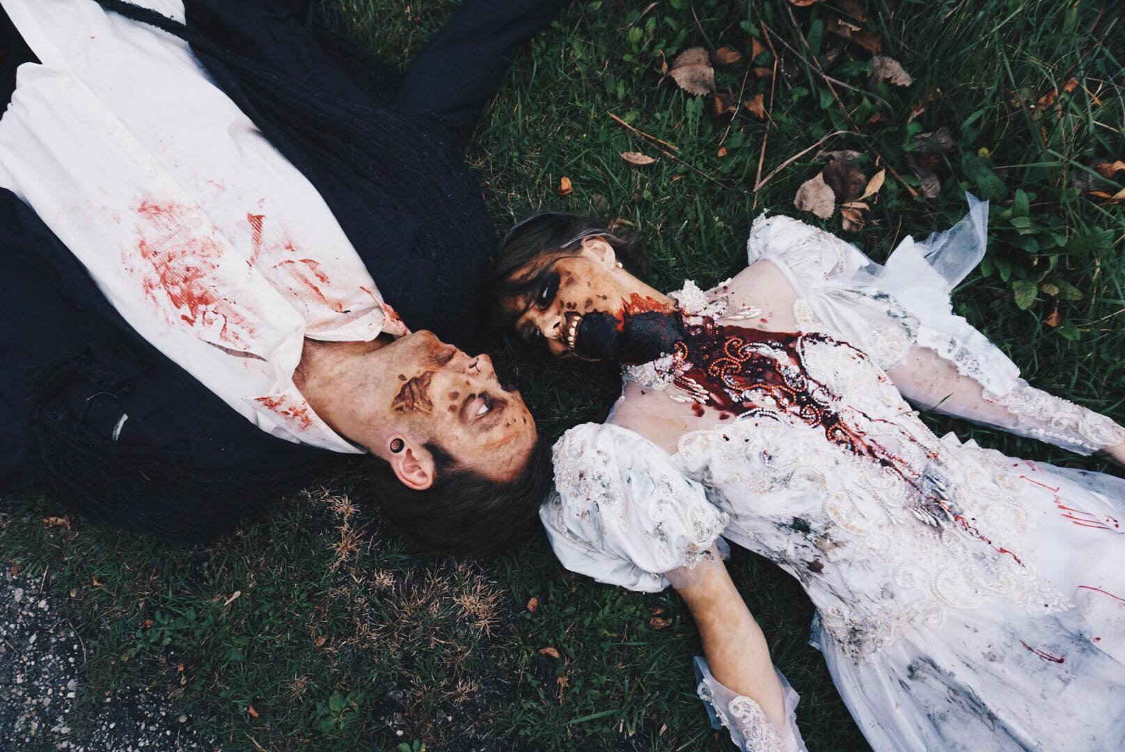 Halloween Couples Sessions