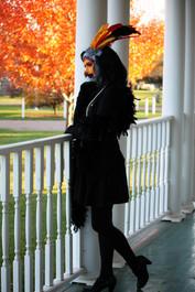 Model: Alyssia Photo: Joshua James Peters Makeup, Wig Styling & Costuming: Miranda Collins