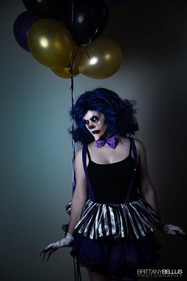 Model: Kory Photo: Brittany Bellus Makeup, Wig Styling & Costuming: Miranda Collins