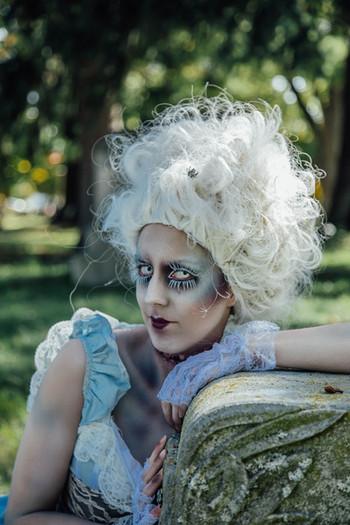 Model: Kelsey Photo: Presley Crawford Hair: Melissa England Makeup & Costuming: Miranda Collins