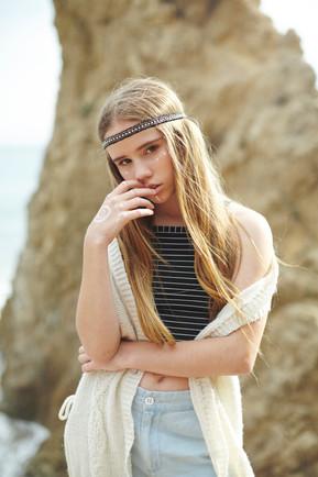 Model: Lexee Smith Photo: Keitaro Cloward Stylist: Jinny Hyojin Oh