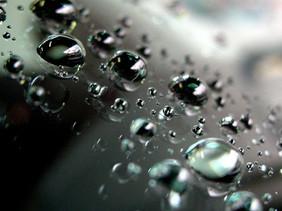 ガラス撥水加工
