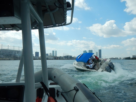 How Advanced, High-Performance Boat Training Can Impact Maritime Officers and Agencies