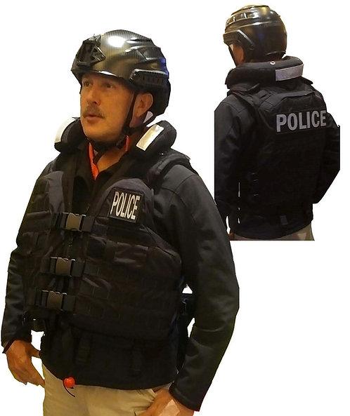 Law Enforcement Hi-Buoyancy Vest