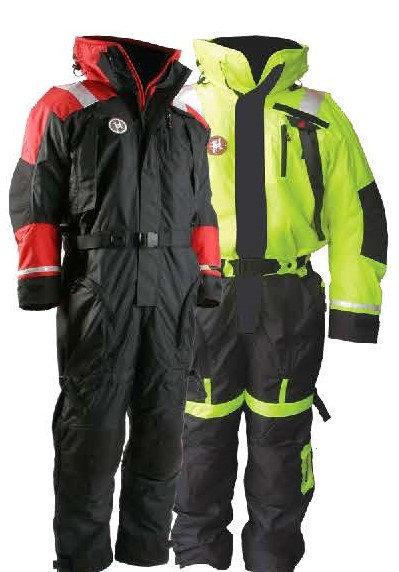Anti-Exposure Flotation Suit