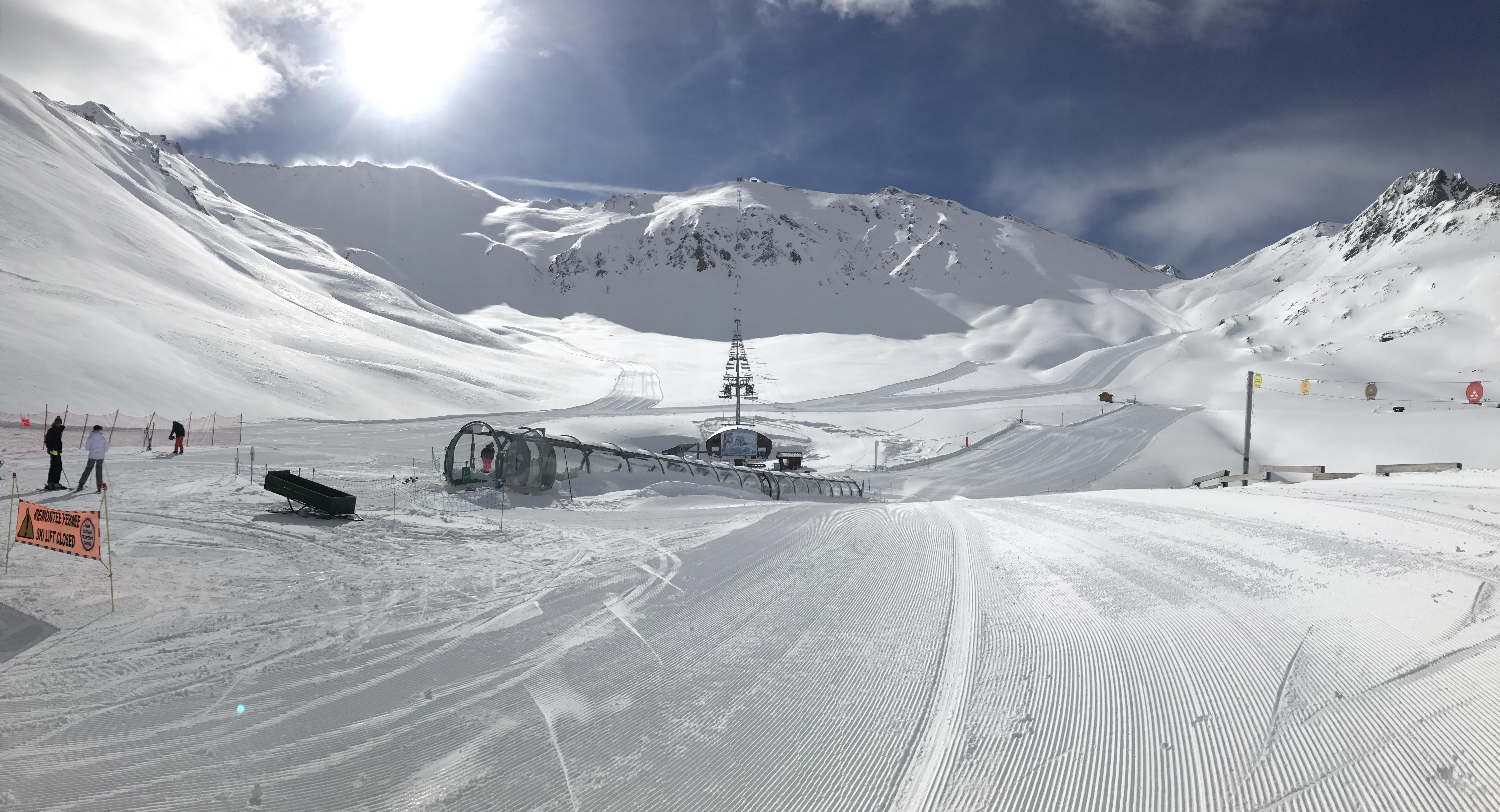 Domaine skiable valfréjus