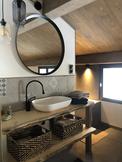 Salle de bain rénové