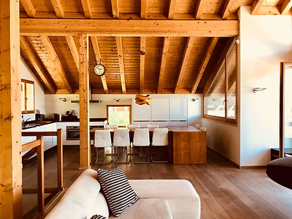 Chalet luxe valfrejus