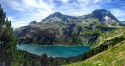 Lac de Plant d'amont