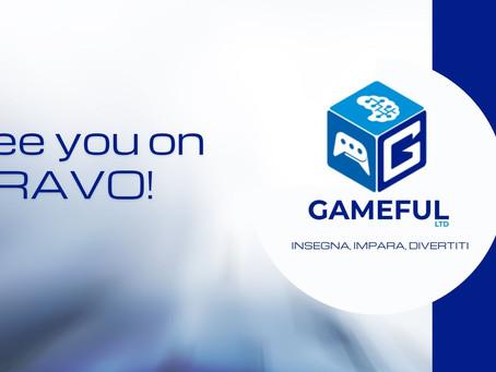 BRAVO! & LEARN!  le piattaforme per corsi on line di Gameful Ltd