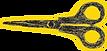 Sketch ciseaux