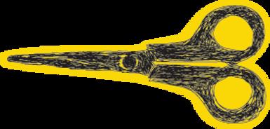 Scissors Sketch