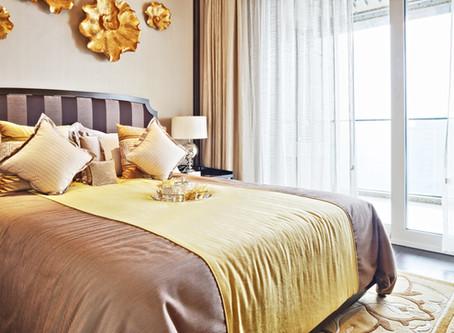 Modern & Eclectic Bedroom Reveal