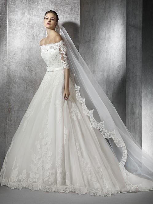 St.Patrick - Zureda Wedding Gown