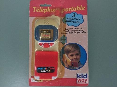 Téléphone Kidway