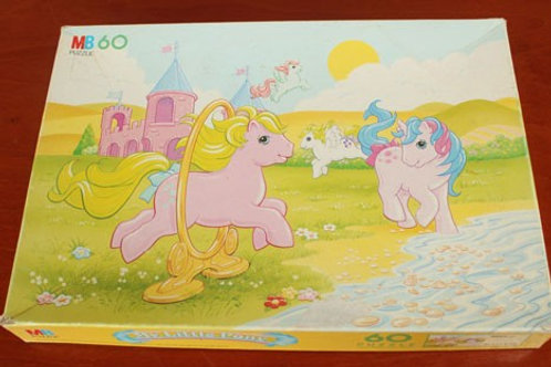 Puzzle My Little Pony 1986