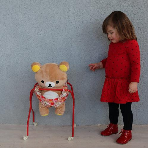 Trotteur pour poupée