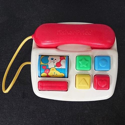 Téléphone à touches Fisher Price