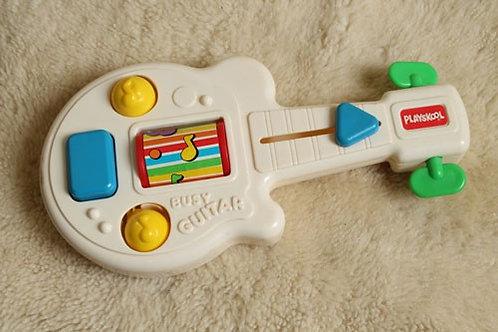 Busy Guitar Playskool 1988
