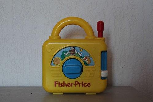 Boite à musique Fisher Price Frère Jacques