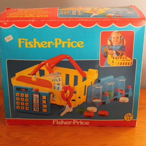 Le shopping Set de Fisher Price